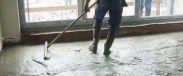 Vanbossel Luc BVBA - Eernegem - Thermische vloerisolatie